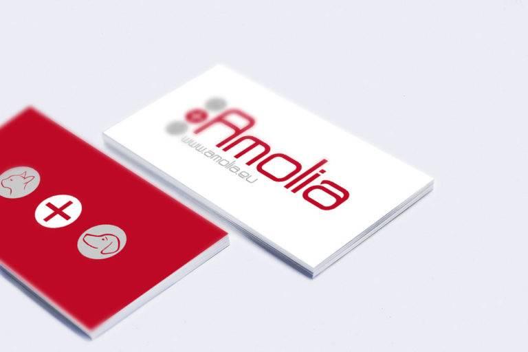 Modernes Logo für eine Tierarztpraxis