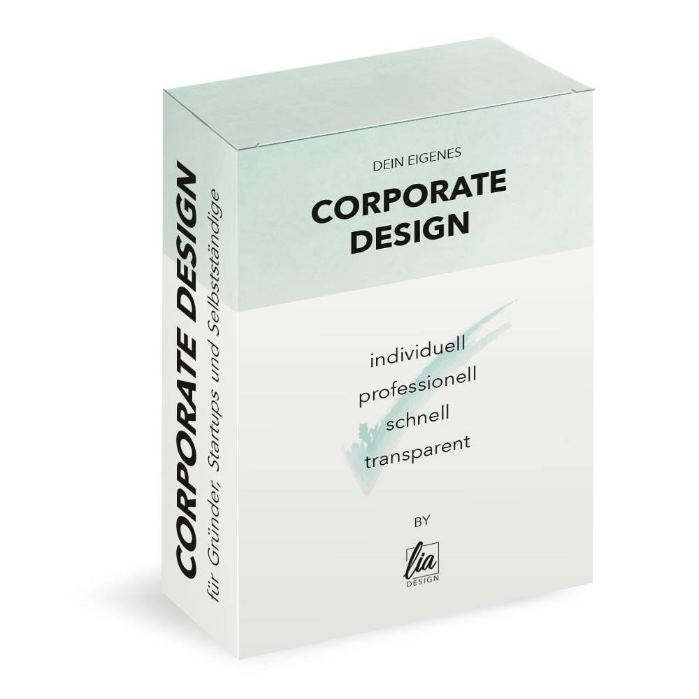 Corporate Design für Gründer, Startups und Selbstständige