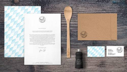 Corporate Design / Logo Design Restaurant