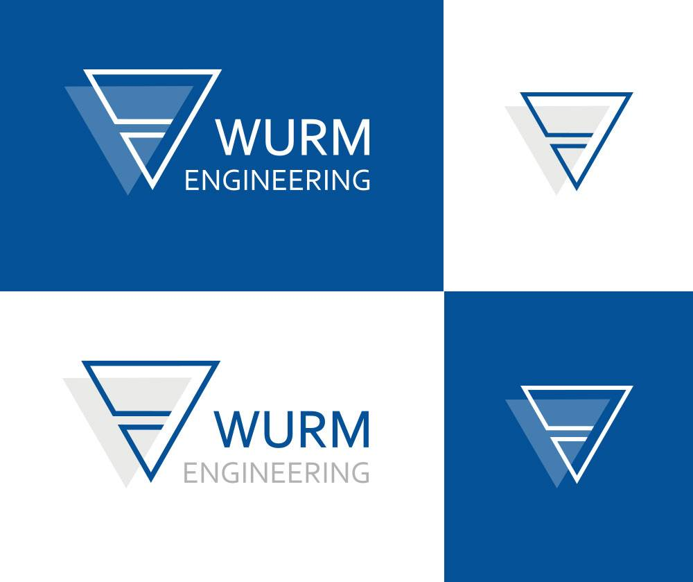 Logo Design Wurm Engineering