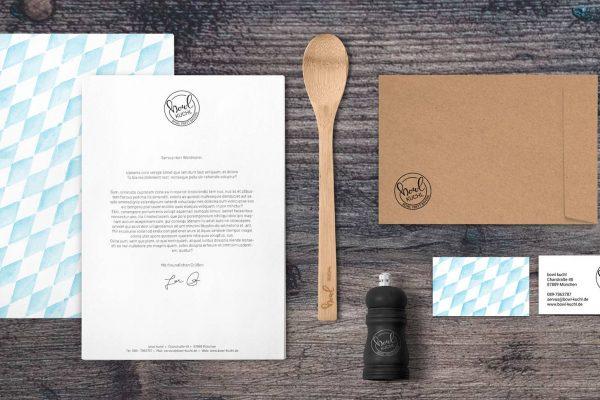 Corporate Design / Logo Design Restaurant